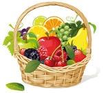 Logo panier fruit & légume